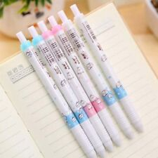 Plastic School Gel Pen Creative Automatic Erasable Pens For Writing Korean #