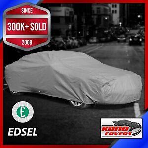 EDSEL [OUTDOOR] CAR COVER ✅ All Weatherproof ✅ 100% Full Warranty ✅ CUSTOM ✅ FIT