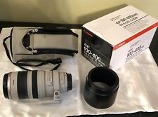 Canon 100-400mm f/4.5-5.6L IS USM Zoom Lens