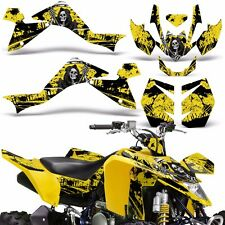 Graphic Kit Suzuki LTZ400 ATV Quad Decals Sticker Wrap LTZ 400 2009-2016 REAP Y