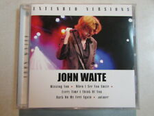 JOHN WAITE EXTENDED VERSIONS LIVE 2010 CD THE BABYS BAD ENGLISH 776165 VG+ OOP