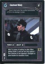 Star Wars CCG Death Star II Lieutenant Hebsly