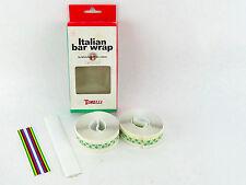 Torelli white Handlebar tape 1980-90's Vintage Bike new NOS