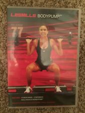 Les Mills BODYPUMP 77 DVD, CD, Notes body pump