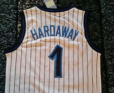 NWT Anfernee Penny Hardaway Orlando Magic Throwback Jersey Size M White