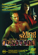 Ian Ziering Katherine Kelly Lang Mind Storm - Deadly Consequences Thriller DVD