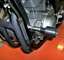 Suzuki GS500 Naked unfaired All Years R&G Racing classic Black crash protectors