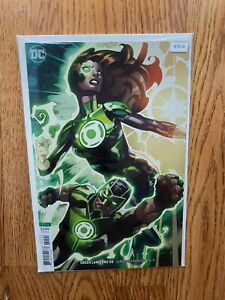 Green Lanterns #55 2018 Variant Cover High Grade 9.4 DC Comic Book B75-14