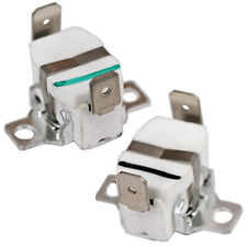 Heater Thermostats Thermostat Kit for BAUKNECHT TRA TRAK Tumble Dryer