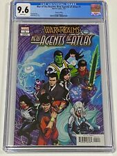 NEW AGENTS OF ATLAS War of the realms #1 CGC 9.6 Marvel Comics 7/19 variant