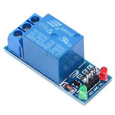 5V 1 Channel Relay Module Shield for Arduino Uno Meage 2560 1280 ARM PIC AVR DSP