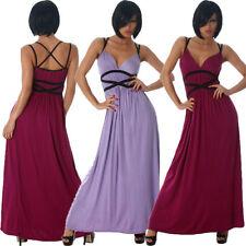 Vestiti da donna con spalline senza maniche taglia S