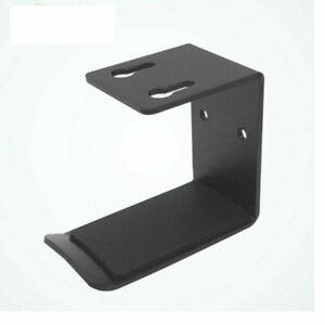 Universal Headset Headphone Hanger Hook Holder Under Desk Mount Stand w/ Screw
