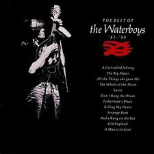 THE WATERBOYS THE BEST OF THE WATERBOYS 81-90 CD (Greatest Hits)
