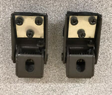Vintage JVC Set of (Dustcover Hinges w/ Screws) for JL-A20 Turntable