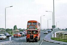 London Transport RT2166 KGK975 6x4 Bus Photo Ref L216