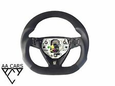 Steering Wheel Saab 9-3 9-5 Leather Flat Bottom since 2006 year
