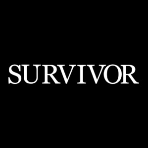 SURVIVOR VINYL DECAL PERMANENT WINDOW BUMPER TRUCKS CAR MAILBOX LAPTOPS