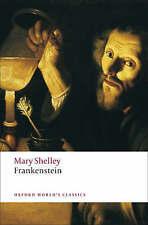 Frankenstein or The Modern Prometheus (Oxford World's Classics) (Paperback), Sh.