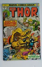 The Mighty Thor #242 Marvel 1975 FN Bronze Age Comic Book