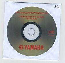 (CD132) CD YAMAHA TT-R125(W)/E(W)/LW(W)/LWE(W)/LEW