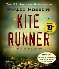 `Hosseini, Khaled`-The Kite Runner  CD NEW
