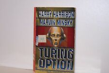 HARRY HARRISON & MARVIN MINSKY THE TURING OPTION