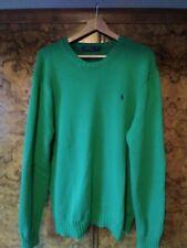 Ralph Lauren Cotton Jumper. XL