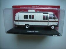 1/43 Camping-Cars MOTOR HOME L'ARGOSY 24 1975