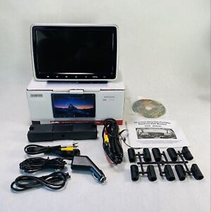 "10.1"" Headrest DVD Player Car Eonon HD Multimedia Monitor SUV Truck TESTED"
