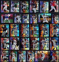 2020 Topps Chrome Refractor Baseball Cards Complete Your Set U Pick List 1-200