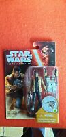 Star Wars The Force Awakens  Finn Hasbro figure