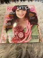 Knit Simple Magazine spring summer 2012 Dresses For Little Girls, Cover Ups