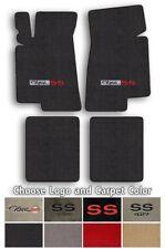Chevrolet Nova SS 4pc Classic Loop Carpet Floor Mats - Choose Color & Logo