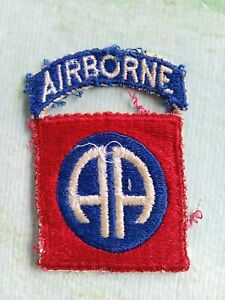 WW2 US army 82nd airborne division