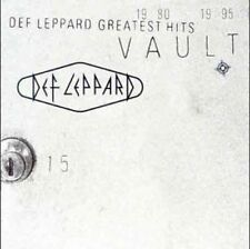 Def Leppard Vault-Greatest hits 1980-1995 [2 CD]