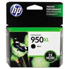HP Genuine OEM CN045AN (HP950XL) HP 950XL High Yield Black Inkjet Cartridge  5PK