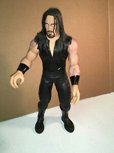 Vintage WWF WWE Wrestling Action Figure Undertaker Titan Sports Wrestler Toy