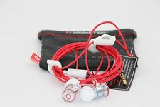 Original Monster by Dr Dre iBeats In Ear Headphones Earphones -WHITE-Bulk