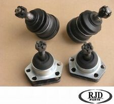 2 Upper & 2 Lower ball joints Fast Shipping Low Price Suspension Parts Warranty