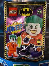 LEGO BATMAN: The Joker Mini Figure With Catapult & Bombs. Polybag Set 212011.