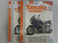 Reparaturanleitung ,Werkstattbuch , YAMAHA TDM 900,RN08, RN11, ab '02, Band 5259