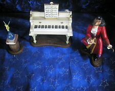 Wdcc Collector Society Captain Hook & Tinker Bell Accompaniment To Betrayal