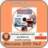 Meccano Magazines 1939-1969 HUNDREDS OF MANUALS/PLANS BUILDING LEAFLETS DVD2