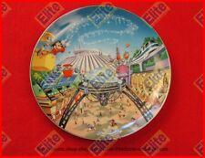 "Walt Disney World 25th Anniversary ""Tomorrowland"" Bradford - NIB"