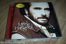 Merle Haggard CD Ultimate Collection 20song Strangers George Jones Willie Nelson