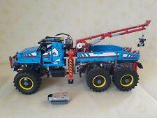 Lego Technik Truck Abschleppwagen 42070