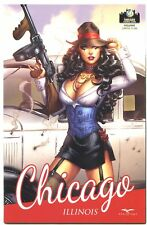 Grimm Fairy Tales Tarot #1 Wizard World Chicago Comic Exclusive Variant Cover F