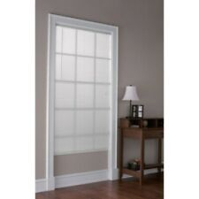 Mainstays White Light Filtering Window Blinds 23 inch x 64 inch  - White