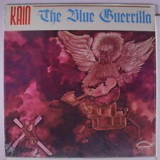 KAIN: The Blue Guerrilla LP Sealed (Ex- Last Poets) Soul